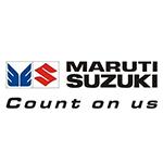 Clientele Logo Maruti Suzuki