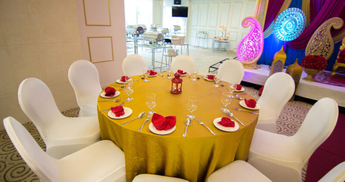 Royal Palm Wedding Event Dining 1