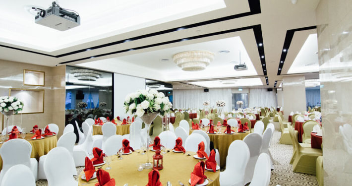 Royal Palm Wedding Event Interior 1