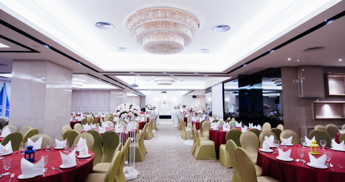 Royal Palm Wedding Event Interior 2