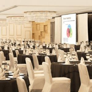 Seminar and exhibition venue