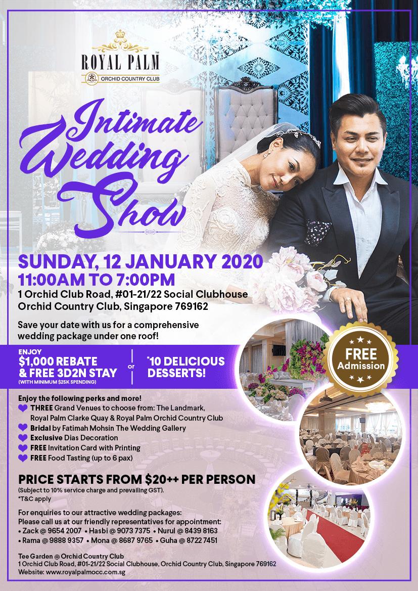 Malay Wedding Venue Singapore